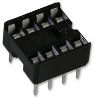 8 PIN DIL IC SOCKET