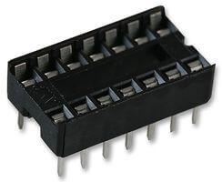 14 PIN DIL IC SOCKET